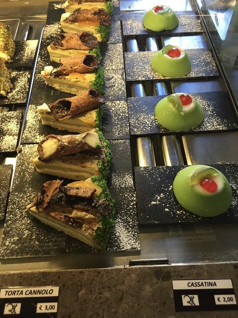 Palermo desserts