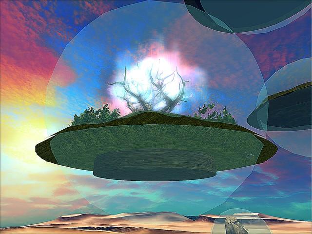 Biospheres of Future Tense