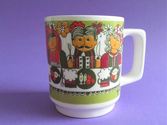 Figgjo Flint  Folklore Mug