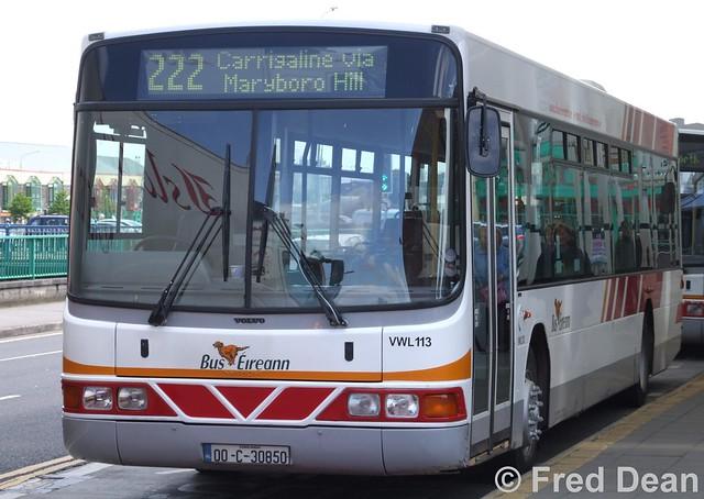 Bus Eireann VWL113 (00C30850).