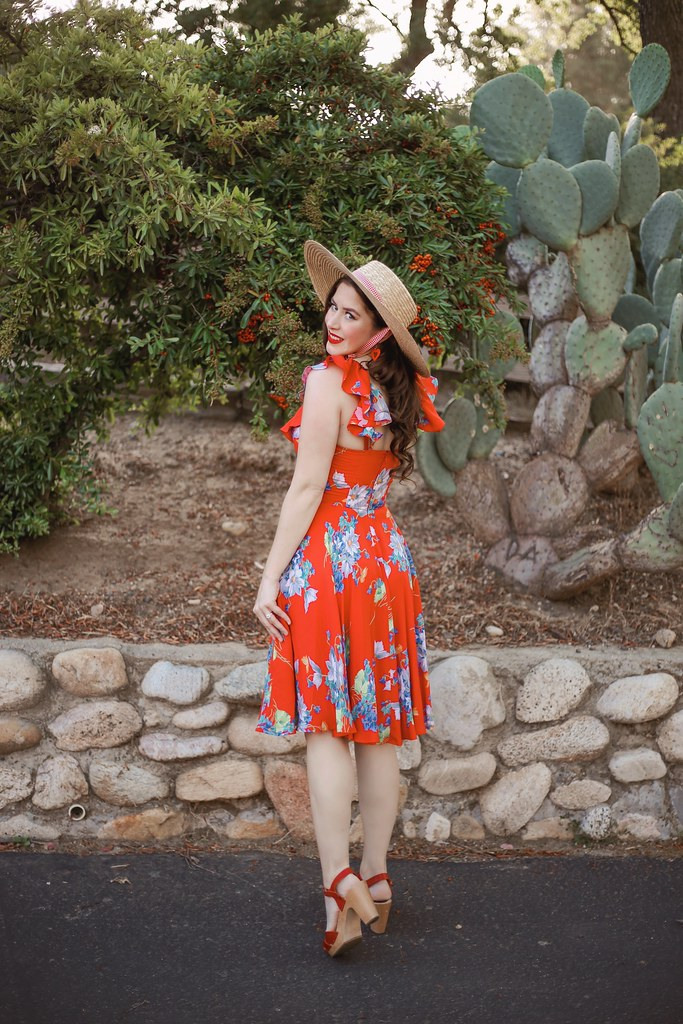 southern california belle blog
