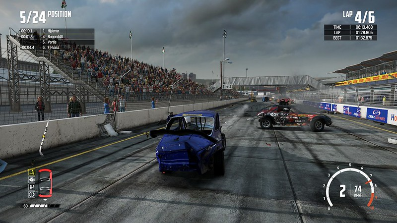 Wreckfest - Close Call