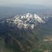 B Haist posted a photo:Aerial Photo, mountains, snow