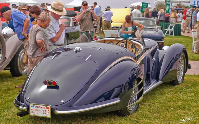 1938 Alfa Romeo 2.98c