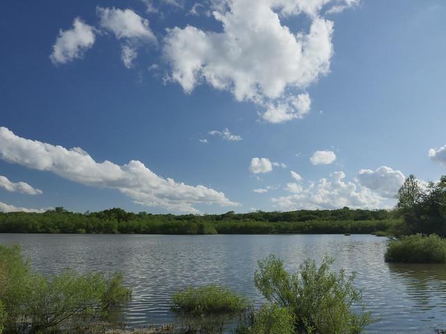 The lake at Englewood