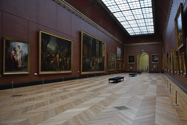 Galleries of the Louvre