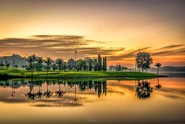 Lower Seletar Reservoir