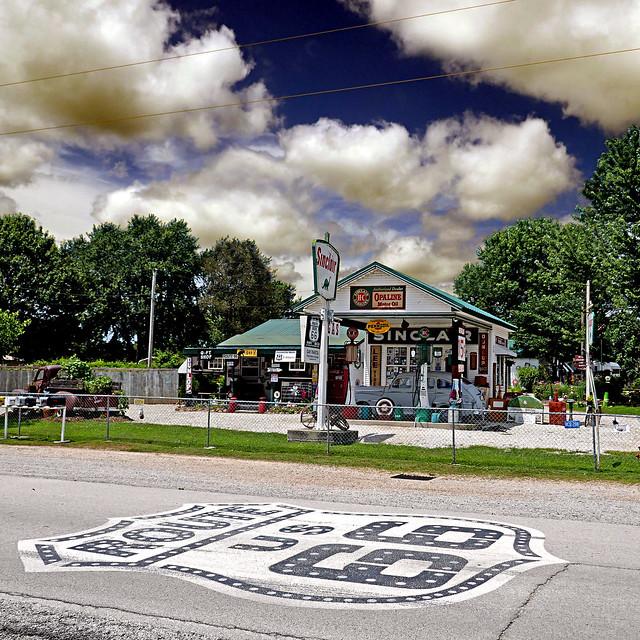 Paris Springs Junction, Missouri, USA