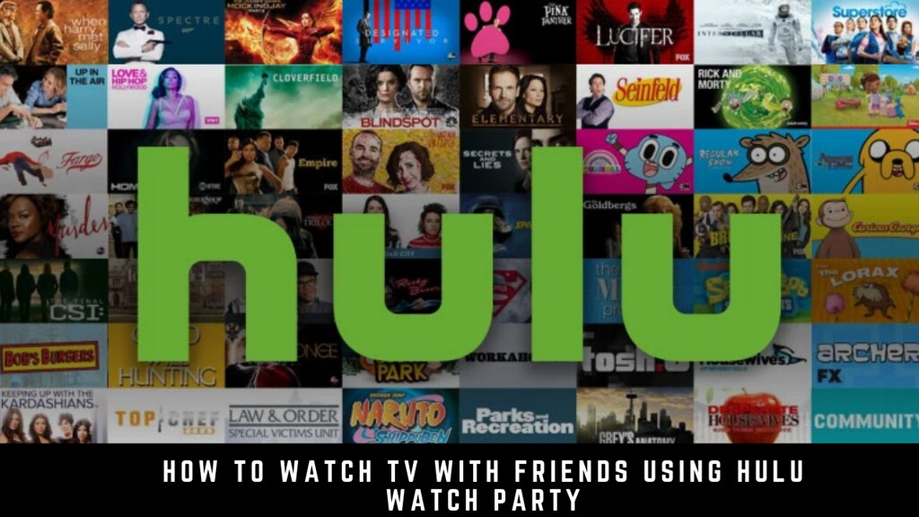 How to Watch TV With Friends Using Hulu Watch Party