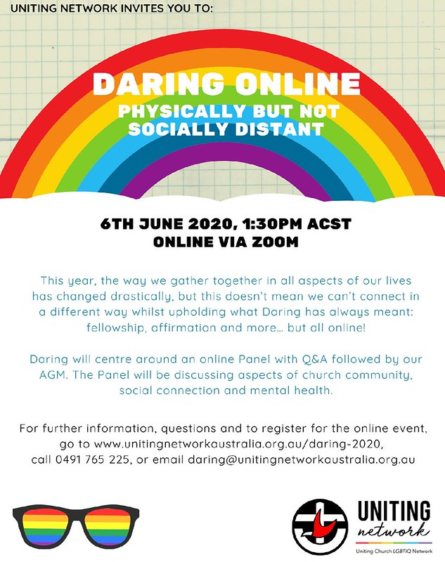 Daring Online Conference