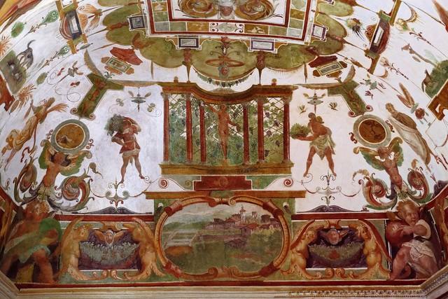 Medici Villa - Rome /  Medici Pavilion