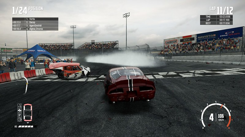 Wreckfest - Totaled