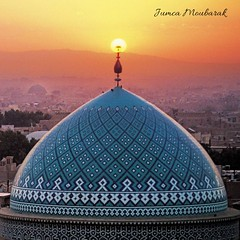 Jumca Moubarak, Jameh Mosque, Yazd, Iran  . . . #ramadan2020 #friday #prayers #Djibouti #Weekend #Eastafrica #Africa #Djibstyle_mag #jumcamubarak #picoftheday📷