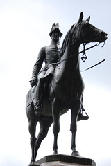 The Equestrian Statue of Arthur Wellesley, 1st Duke of Wellington