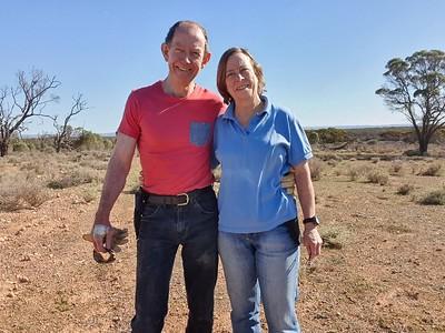 Michael Dowling & Karen Collins