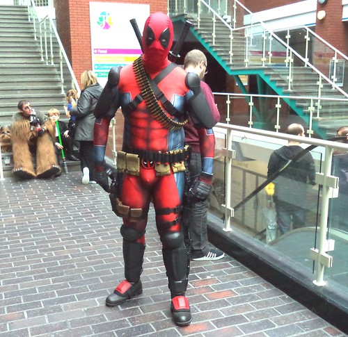 Deadpool in Preston | by Tony Worrall