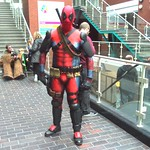 Deadpool in Preston