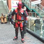 Deadpool in Preston