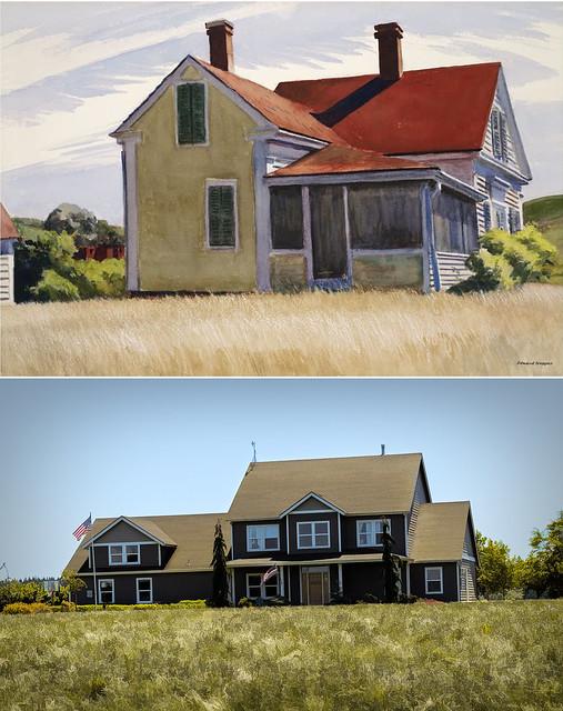 Edward Hopper/Hopper-esque