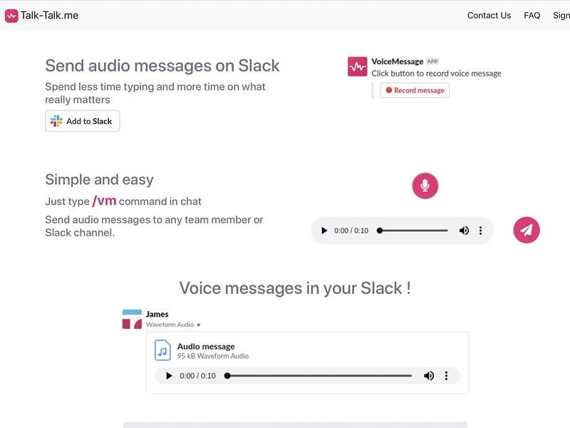 VoiceMessage