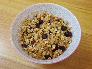 Peanut Ginger Berry Golden Oats