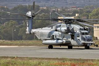 162479 LMML 03-10-2011 United States - US Marine Corps (USMC) Sikorsky CH-53E Super Stallion CN 65-491