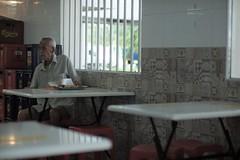DSC07045- Eating Alone