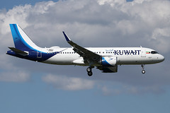 Airbus A320-251N - KAC - 9K-AKO - s/n 10082