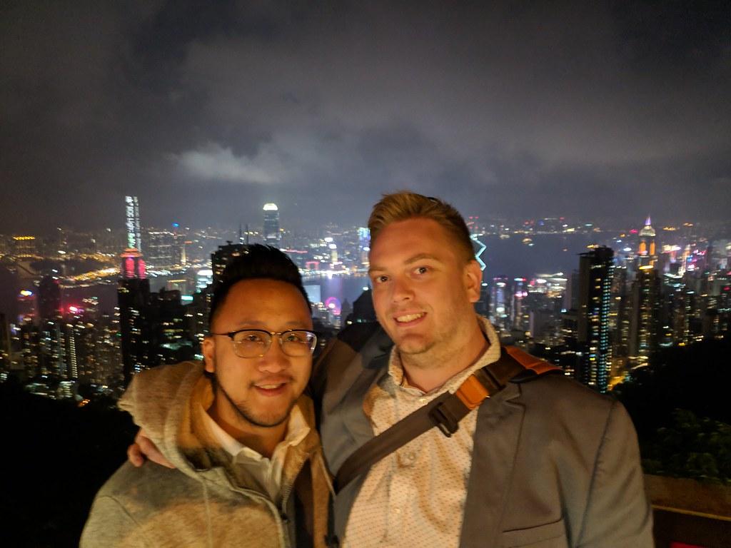 Baetjes in HK