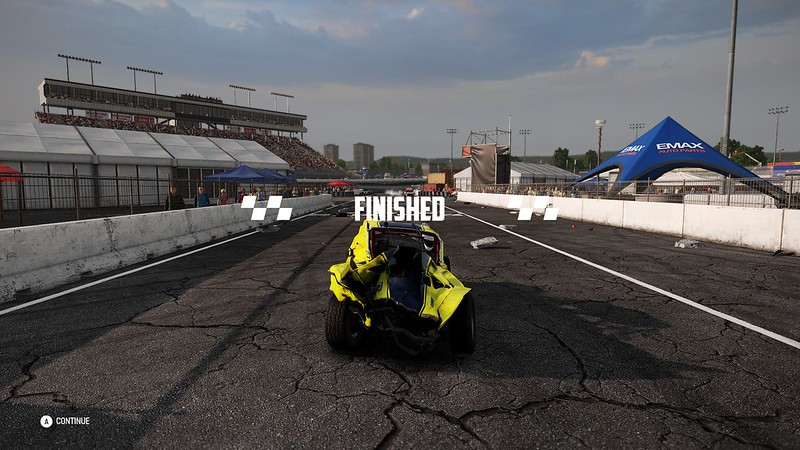 Wreckfest - Finished