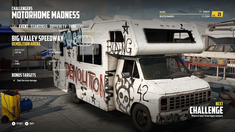 Wreckfest - Motorhome Madness