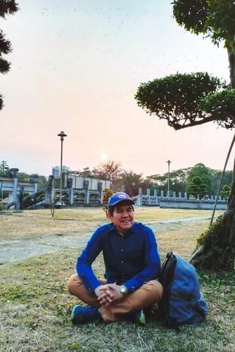 黃居華-生活照2