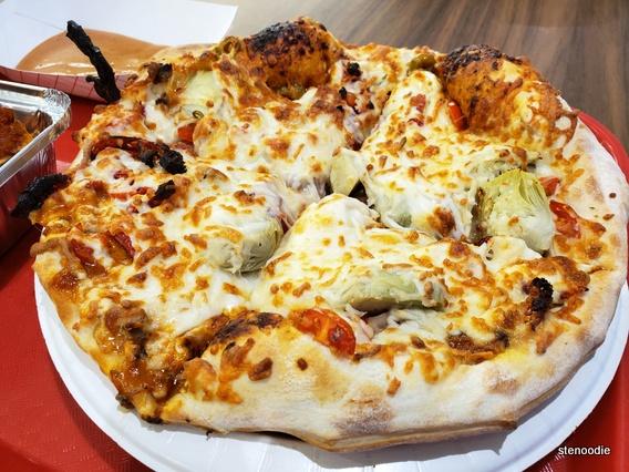 La Tout Végé Pizza