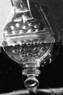 SW Spiegelungen mit Glas
