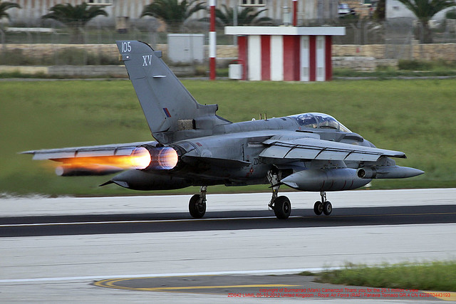 ZD842 LMML 05-10-2012 United Kingdom - Royal Air Force (RAF) Panavia Tornado GR.4 CN 423BT0443193