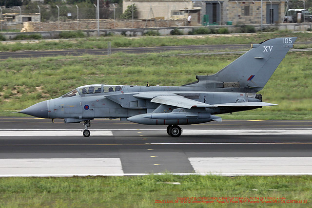 ZD842 LMML 05-10-2012 United Kingdom - Royal Air Force (RAF) Panavia Tornado GR.4 CN 423BT0443193