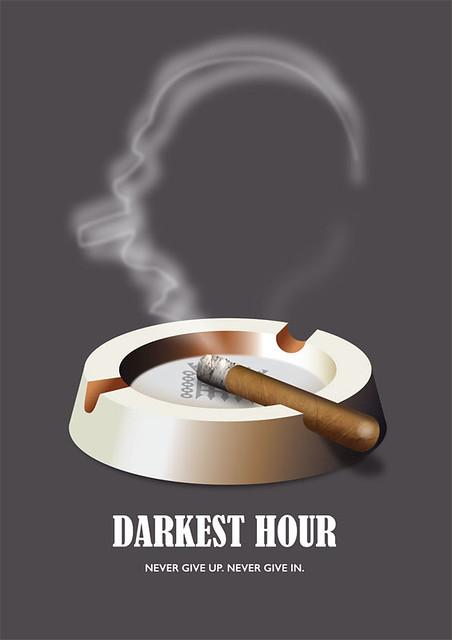 Darkest Hour - Alternative Movie Poster