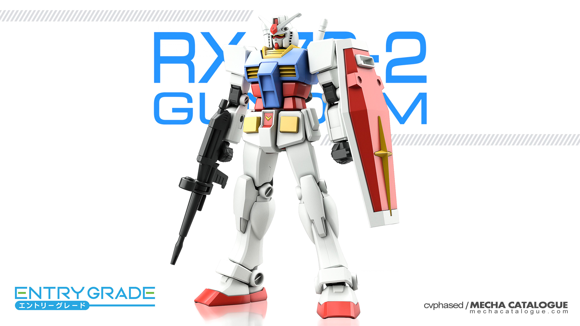 Bandai Spirits' Hobby Next Phase Week: Entry Grade RX-78-2 Gundam