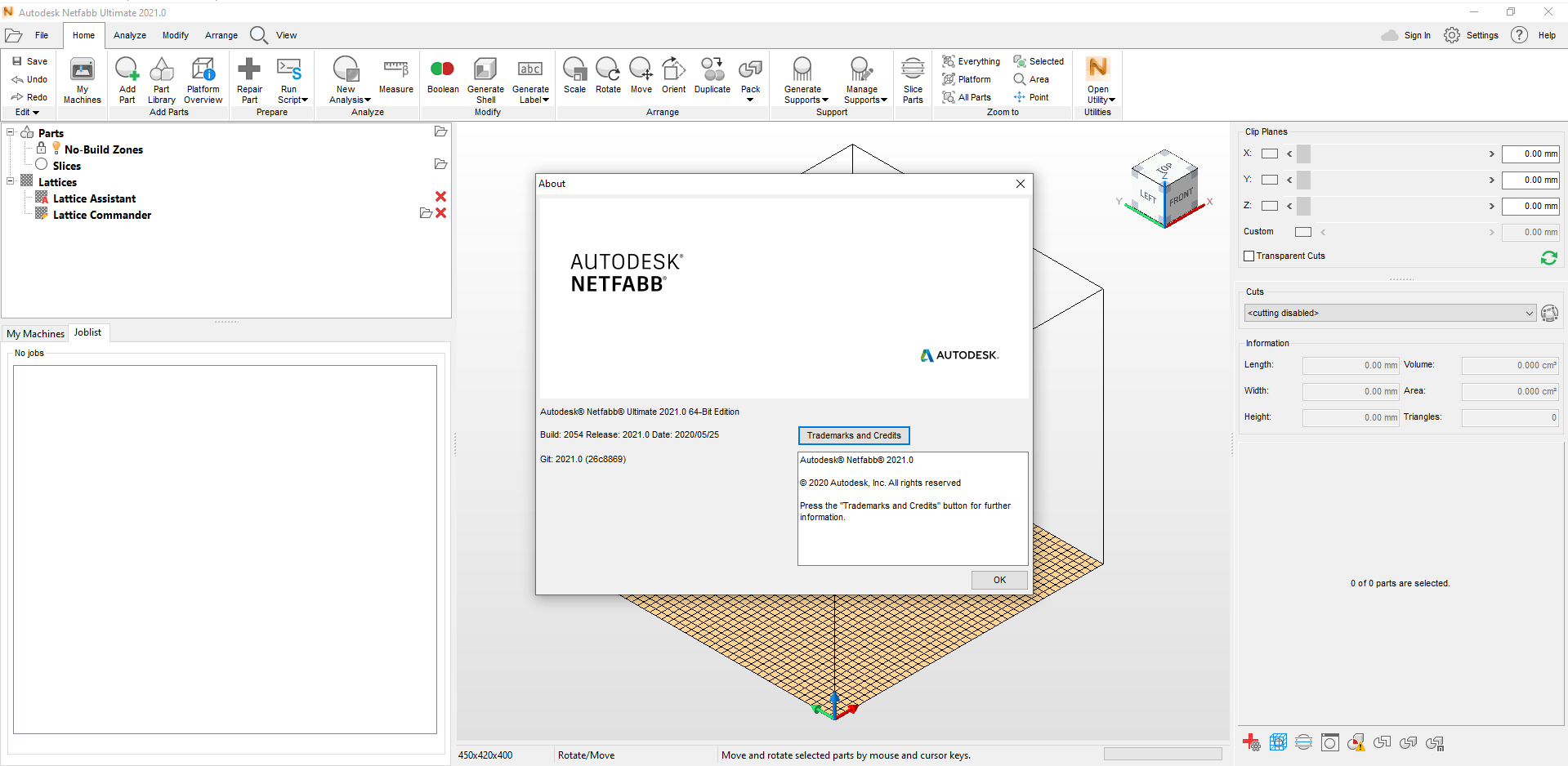 Download Autodesk Netfabb Ultimate 2021 R0 x64 full license