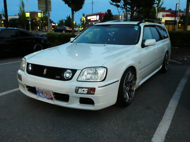 Nissan Stagea RS Four S
