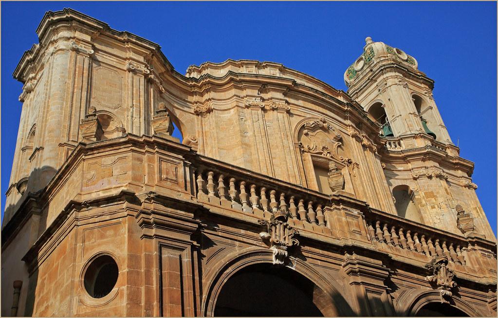Cattedrale di San Lorenzo, Trapani, Sicile, Italie