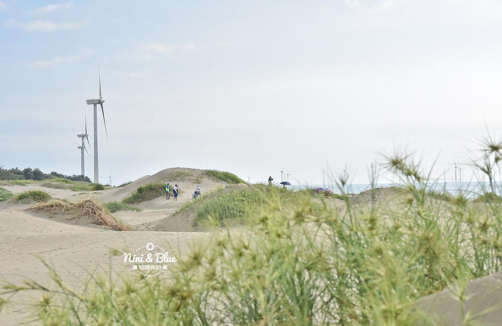 新竹17公里海岸線景點 香山沙丘 台灣沙漠11