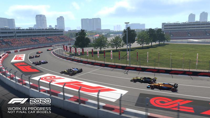 F1 2020 Hanoi Circuit 1