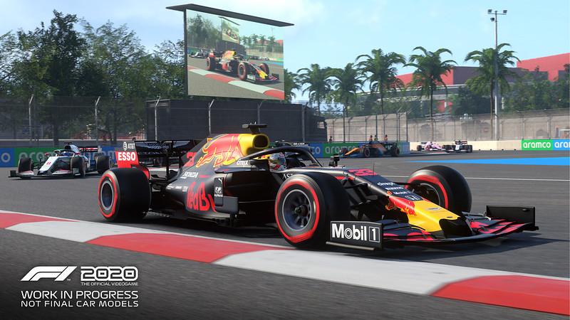 F1 2020 Hanoi Circuit 4