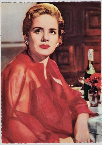 Rosita Quintana in Serenata en México (1956)