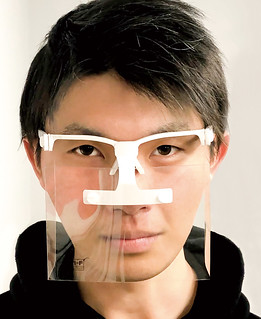 擔心悶熱口罩戴不住?PLUM 推出「預防飛沫面罩」組裝模型(飛沫感染予防《キットガード》)全四款