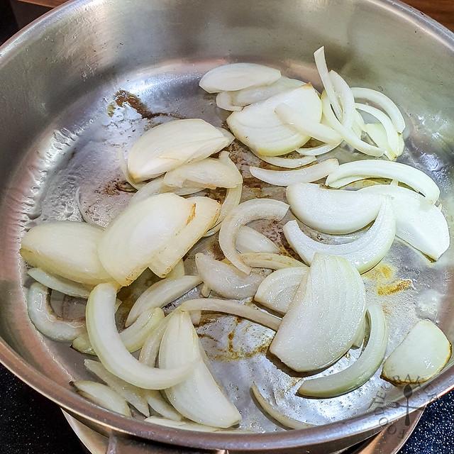 Step 6 - Onion