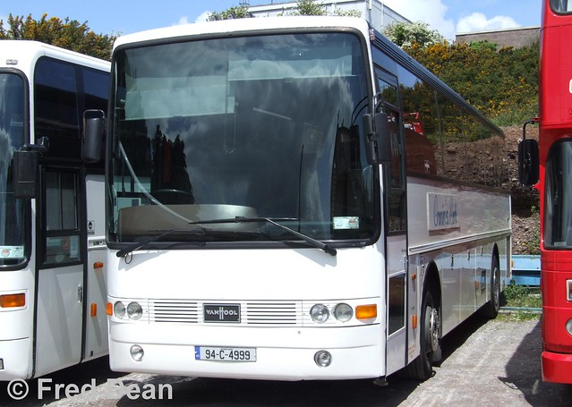 Cronins Coaches Limited (94C4999).