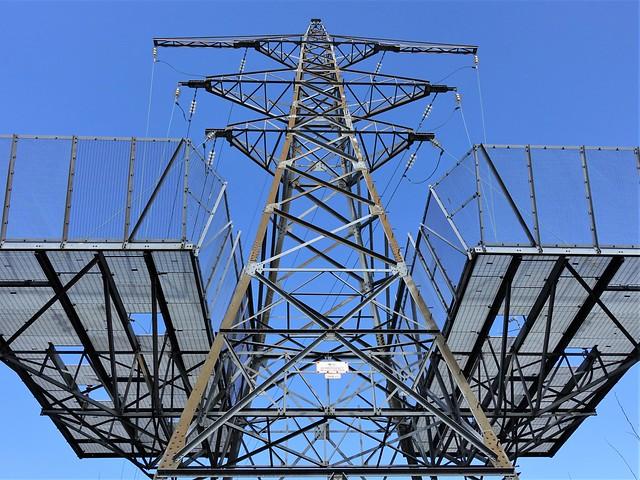 Tall pylon