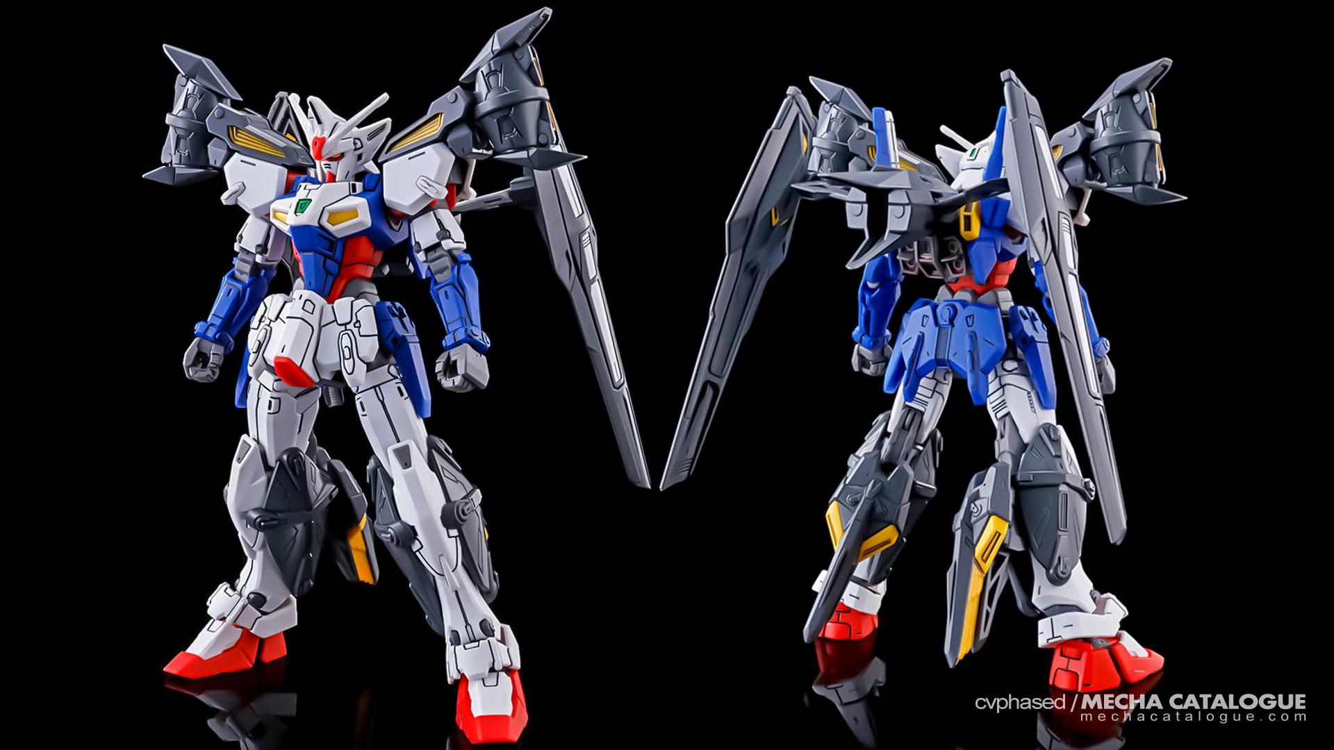 G-UNIT Re:OPERATION! HGAC Gundam Geminass 01 Assault Booster & High Mobility Unit Expansion Set